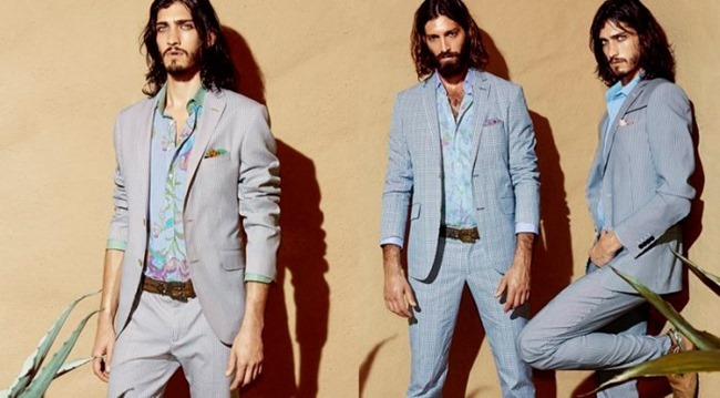 LOOKBOOK Andres Risso, Maximiliano Patane & Ton Heukels for Etro Spring 2014, www.imageamplified.com, Image Amplified (2)