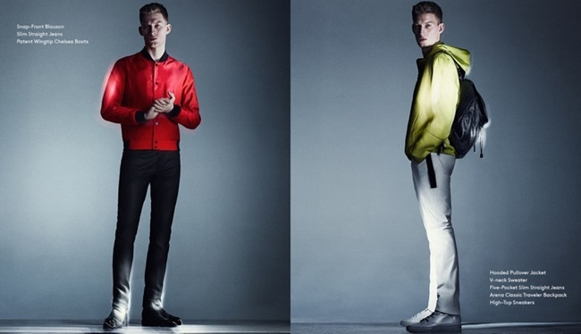CAMPAIGN Bastian Thiery in Balenciaga Men Spring 2014 for Barneys New York. www.imageamplified.com, Image Amplified (1)