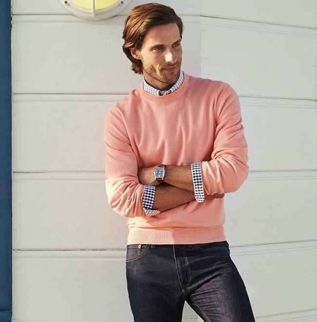 CAMPAIGN Tommy Dunn for Brooks Brothers Spring 2014. www.imageamplified.com, Image Amplified (2)