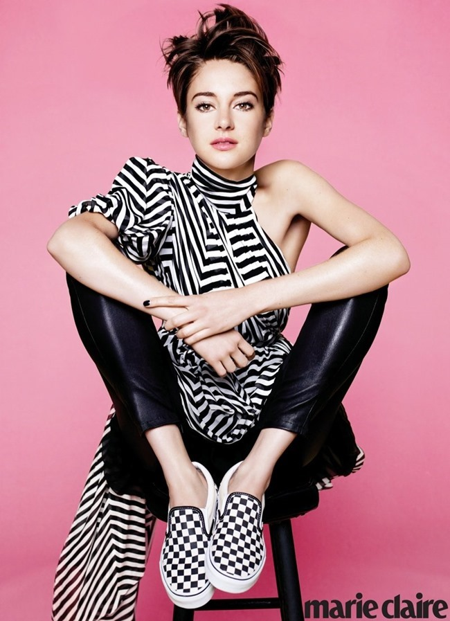 MARIE CLAIRE MAGAZINE Shailene Woodley by Jan Welters. April 2014, www.imageamplified.com, Image Amplified (6)