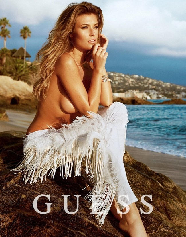 CAMPAIGN Samantha Hoopes, Danielle Knudson & Olivia Greenfield for Guess Spring 2014 by Yu Tsai. Veronique Droulez, www.imageamplified.com, Image Amplified (14)
