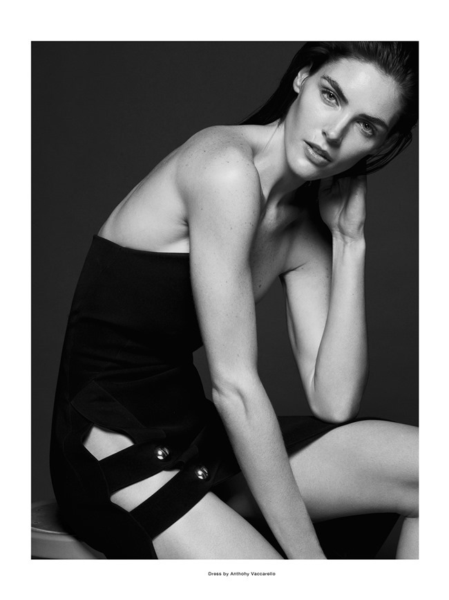 MODELS.COM Hilary Rhoda in Icons by Santiago & Mauricio. Elizabeth Sylcer, Spring 2014, www.imageamplified.com, Image Amplified (7)