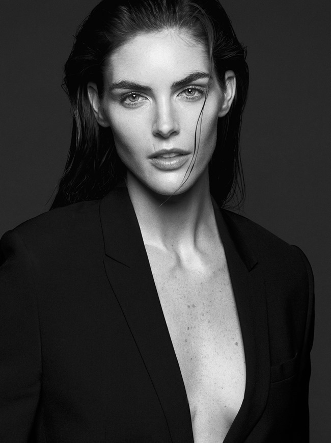 MODELS.COM Hilary Rhoda in Icons by Santiago & Mauricio. Elizabeth Sylcer, Spring 2014, www.imageamplified.com, Image Amplified (9)