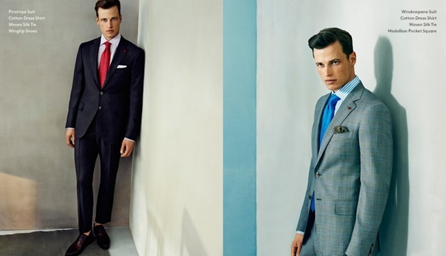 CAMPAIGN Lars Burmeister in Lighten Up for Barneys New York Spring 2014. www.imageamplified.com, Image Amplified (4)