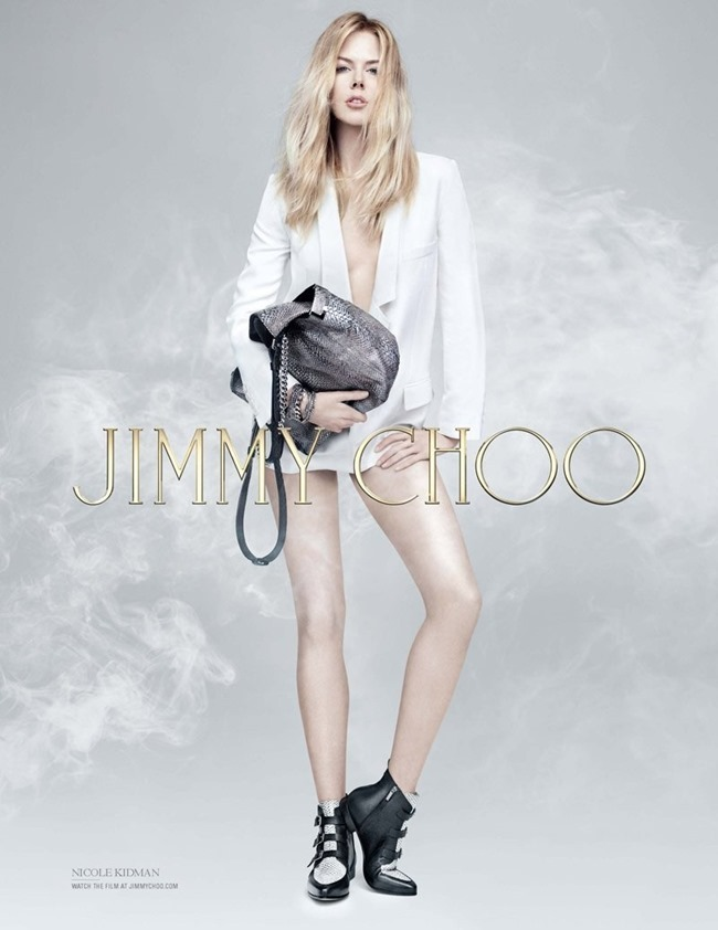 CAMPAIGN Nicole Kidman for Jimmy Choo Pre-Fall 2014. www.imageamplified.com, Image Amplified (2)