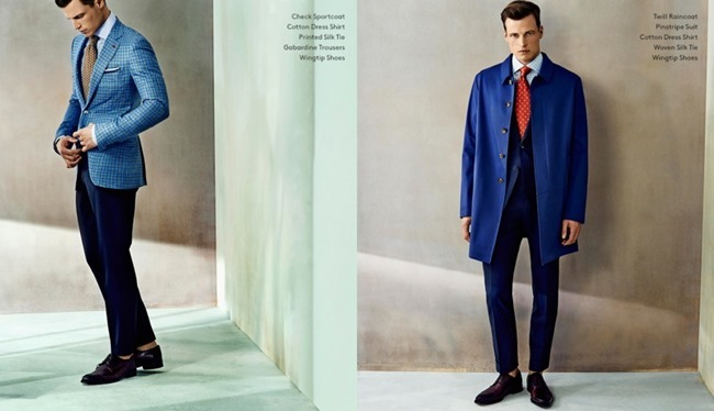 CAMPAIGN Lars Burmeister in Lighten Up for Barneys New York Spring 2014. www.imageamplified.com, Image Amplified (1)
