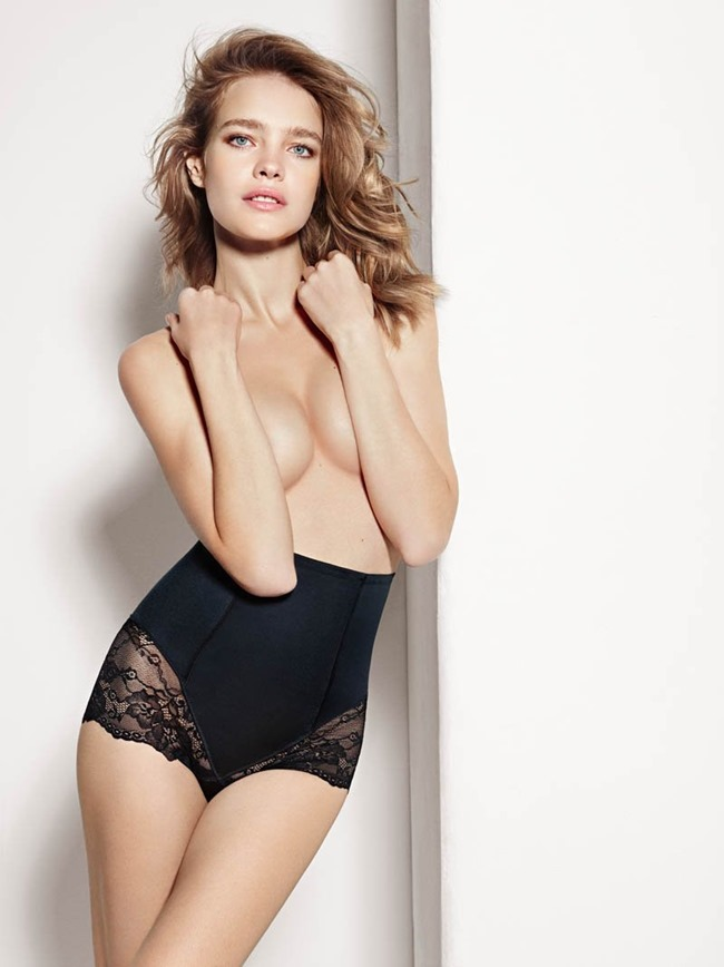 CAMPAIGN Natalia Vodianova for Etam Spring 2013 Lingerie Collection. www.imageamplified.com, Image Amplified (15)