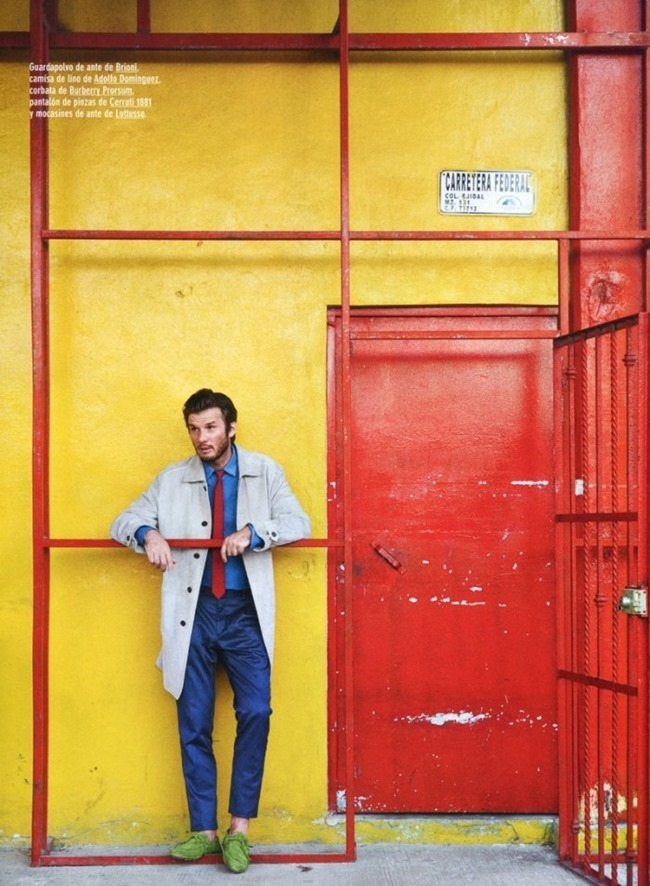 GQ SPAIN Nico Malleville in 3 Colores by Richard Ramos. Jesus Cicero, Spring 2014, www.imageamplified.com, Image Amplified (3)