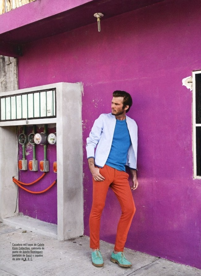 GQ SPAIN Nico Malleville in 3 Colores by Richard Ramos. Jesus Cicero, Spring 2014, www.imageamplified.com, Image Amplified (5)