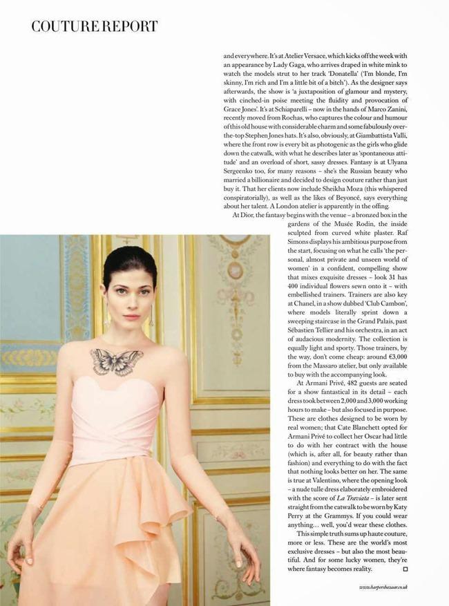 HARPER'S BAZAAR UK Larissa Hofmann in The Height Of Luxury by Thomas Lohr. Cathy Kasterine, May 2014, www.imageamplified.com, Image Amplified (2)