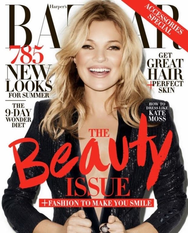 HARPER'S BAZAAR MAGAZINE Kate Moss by Terry Richardson. May 2014, www.imageamplified.com, Image Amplified (1)