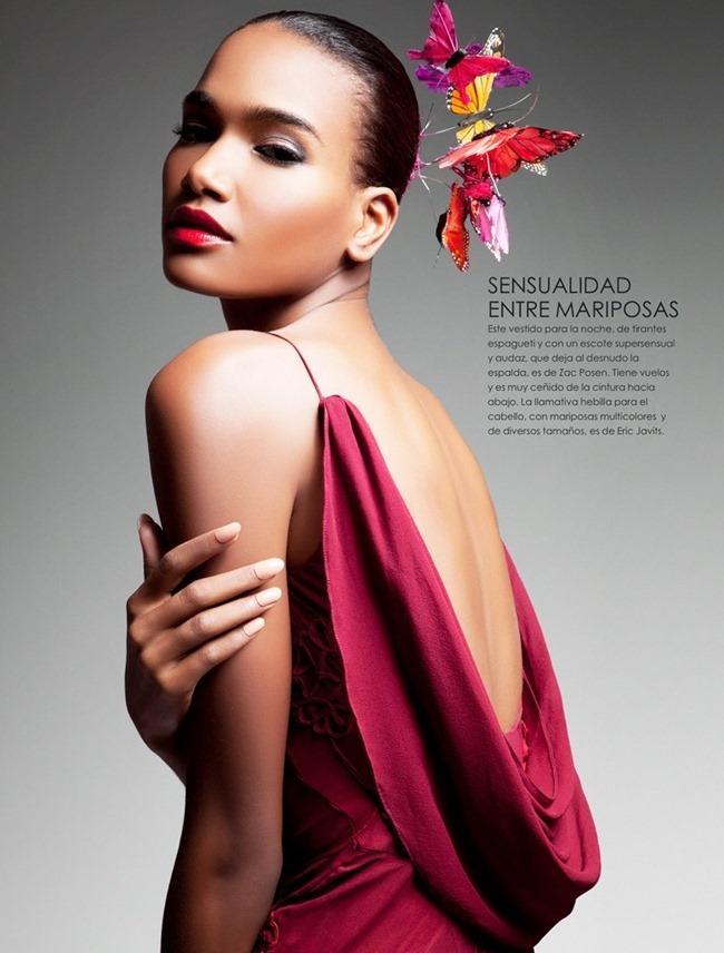 VANIDADES MAGAZINE Arlenis Sosa in El Rojo by Enrique Vega. Anna Katsanis, Spring 2014, www.imageamplified.com, Image amplified (6)