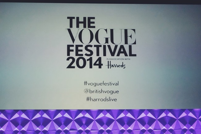 EVENT COVERAGE IA at  the Vogue Festival 2014 in Association with Harrods. www.imageamplified.com, Image Amplified (31)