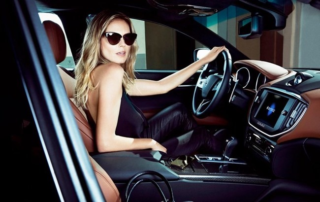 CAMPAIGN Heidi Klum for Maserati Spring 2014 by Francesco Carrozzini. www.imageamplified.com, Image Amplified (4)