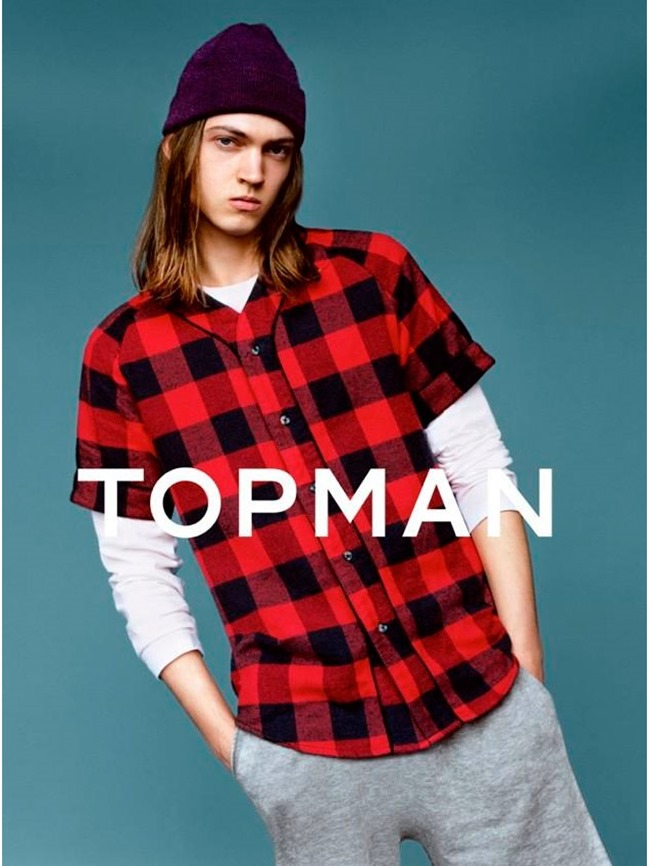 CAMPAIGN Jacob Morton & Mark Bender for TOPMAN Spring 2014 by Alasdair McLellan. Alister Mackie, www.imageamplified.com, Image Amplified (3)