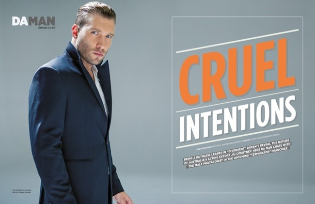 DAMAN MAGAZINE Jai Courtney in Cruel Intentions by Mitchell Nguyen McCormack. Alexa Rangroummith Green, Spring 2014, www.imageamplified.com, Image Amplified (5)