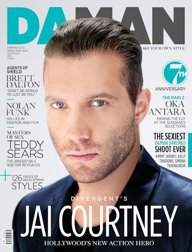 DAMAN MAGAZINE Jai Courtney in Cruel Intentions by Mitchell Nguyen McCormack. Alexa Rangroummith Green, Spring 2014, www.imageamplified.com, Image Amplified (4)