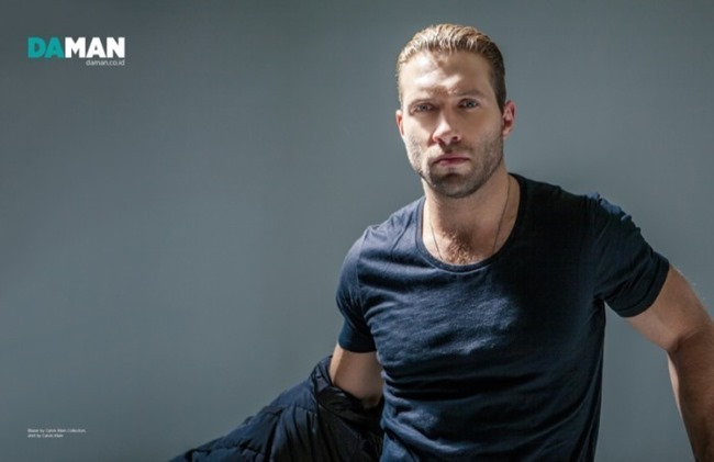 DAMAN MAGAZINE Jai Courtney in Cruel Intentions by Mitchell Nguyen McCormack. Alexa Rangroummith Green, Spring 2014, www.imageamplified.com, Image Amplified (2)