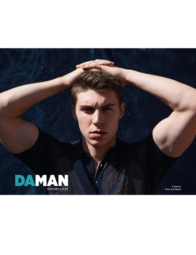 DAMAN MAGAZINE Nolan Gerard Funk in Time to Funk by Mitchell Nguyen McCormack. Spring 2014, www.imageamplified.com, Image Amplified (1)