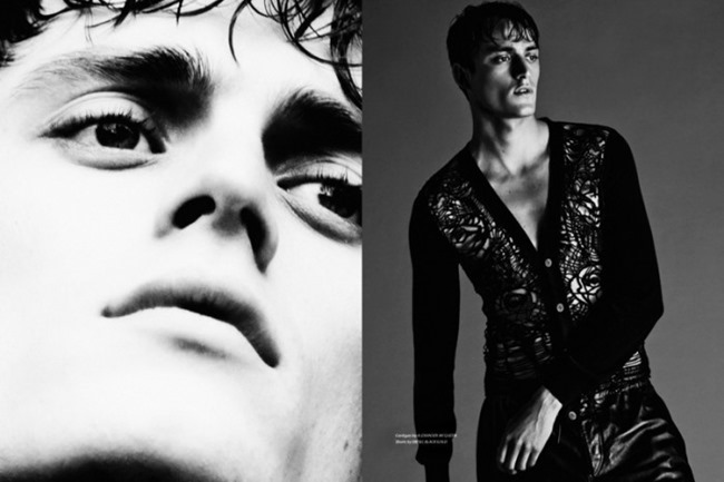 ESSENTIAL HOMME Bastiaan Van Gaalen in Hard Knocks by Arcin Sagdic, Spring 2014, www.imageamplified.com, Image Amplified (3)