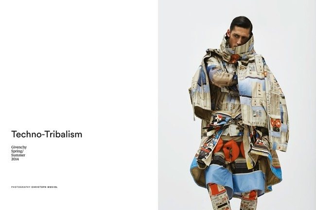 HIGHSNOBIETY Carlos Ferra in Techno-Tribalism by Christoph Musiol. Spring 2014, www.imageamplified.com, Image Amplified (2)