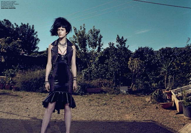 MARIE CLAIRE ITALIA Tess Hellfeuer in Rock n Rebel by Jacques Olivar. Elisabetta Massari, April 2014, www.imageamplified.com, Image Amplified (5)