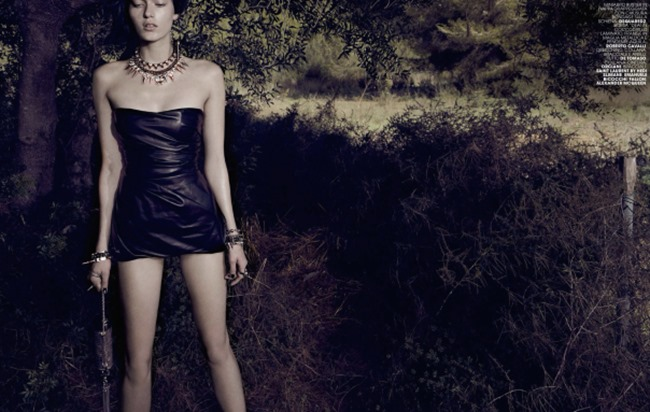 MARIE CLAIRE ITALIA Tess Hellfeuer in Rock n Rebel by Jacques Olivar. Elisabetta Massari, April 2014, www.imageamplified.com, Image Amplified (12)