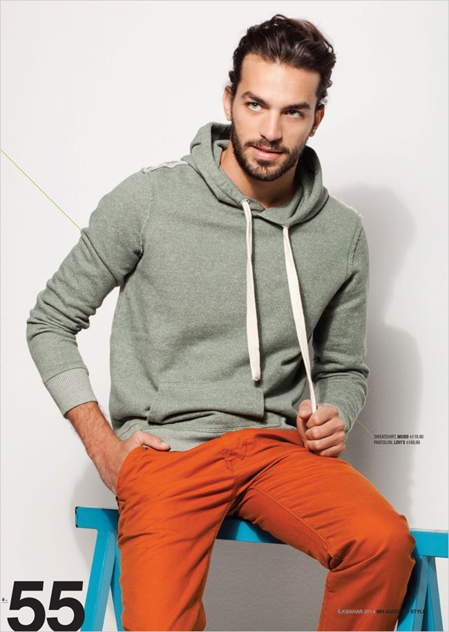 MEN'S HEALTH MAGAZINE Andre Albuquerque by Sinem Yazici. Irem Arkan, Spring 2014, www.imageamplified.com, Image Amplified (11)