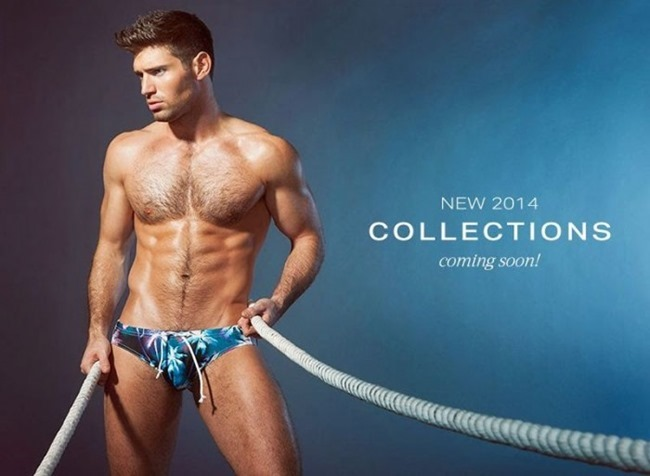 CAMPAIGN Bo Roberts for N2N Bodywear Summer 2014. www.imageamplified.com, Image Amplified (5)