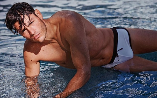 CAMPAIGN Tyson Ballou for Calzedonia Spring 2014. www.imageamplified.com, Image Amplified (5)