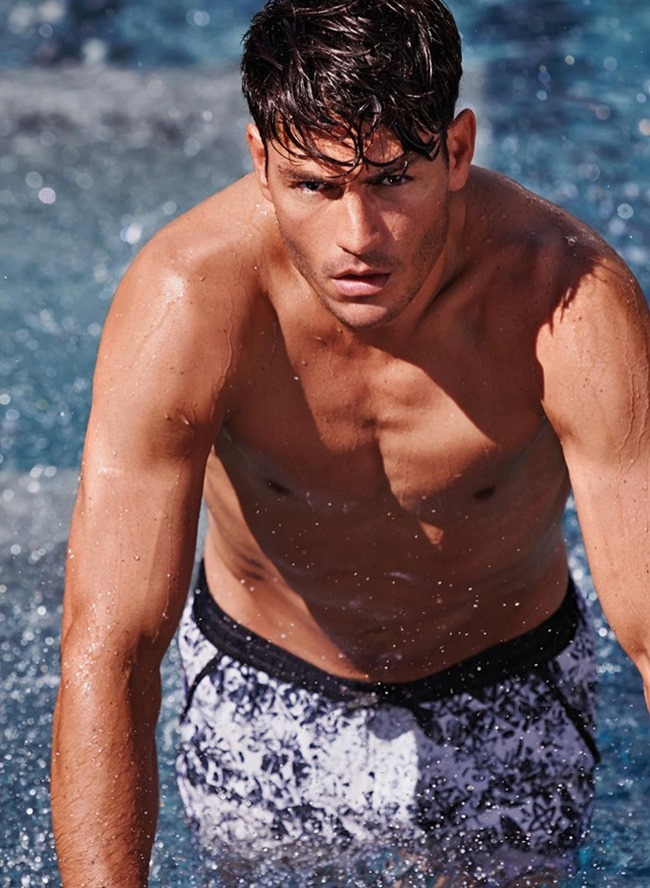 CAMPAIGN Tyson Ballou for Calzedonia Spring 2014. www.imageamplified.com, Image Amplified (6)