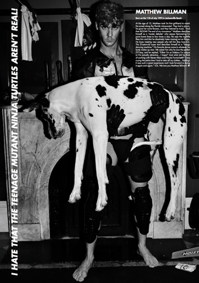 EY! MAGATEEN The Dangerous Guys In New York by Steven Klein. Nicola Formichetti, Spring 2014, www.imageamplified.com, Image Amplified (55)