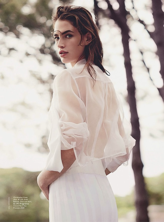 VOGUE AUSTRALIA Crista Cober in Into The Woods by Will Davidson. Christine Centenera, May 2014, www.imageamplified.com, Image Amplified (11)