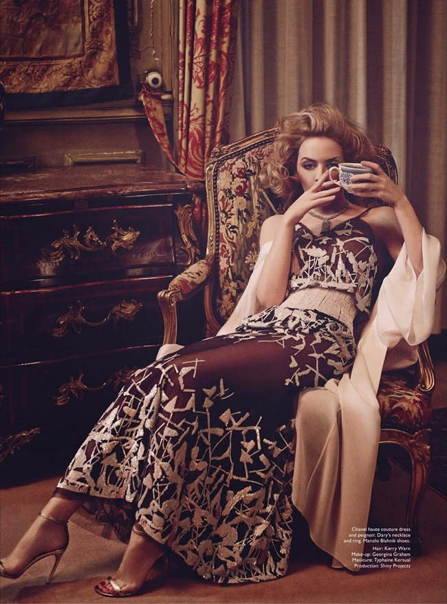 VOGUE AUSTRALIA Kylie Minogue in The Divine Miss M. by Will DAvidson. Ondine Azoulay, May 2014, www.imageamplified.com, Image Amplified (3)