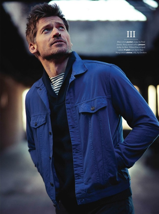 ESQUIRE UK Nikolaj Coster-Waldau in Game Changer by James Dimmock, April 2014, www.imageamplified.com, Image Amplified (3)