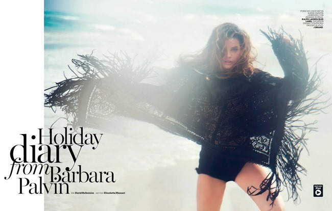 MARIE CLAIRE ITALIA Barbara Palvin in Holiday Diary by David Bellemere. Elisabetta Massari, May 2014, www.imageamplified.com, Image Amplified (17)