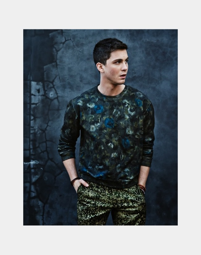 SHORTLIST MAGAZINE Logan Lerman by Christopher Hench. Eilidh Greig, Spring 2014, www.imageamplified.com, Image amplified (4)