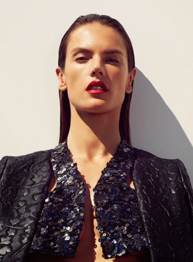 FLARE MAGAZINE Alessandra Ambrosio by Collier Schorr. Sissy Vian, May 2014, www.imageamplified.com, Image amplified (11)