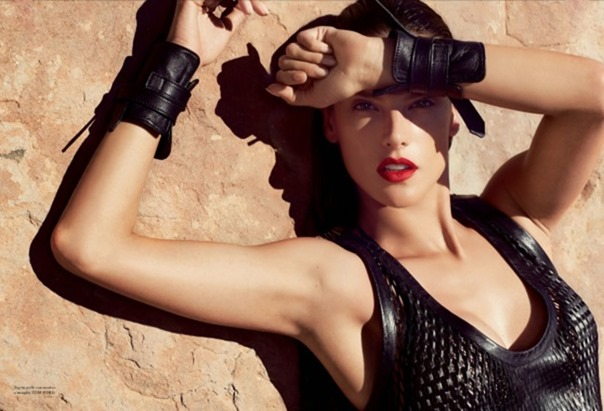FLARE MAGAZINE Alessandra Ambrosio by Collier Schorr. Sissy Vian, May 2014, www.imageamplified.com, Image amplified (6)