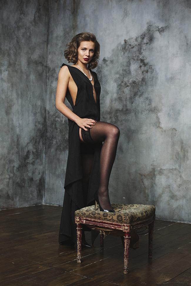IMAGE AMPLIFIED EXCLUSIVE Marina Katsuba in The Bond Girl by Lyubov Alazankina. Margarita Kosyakova, Spring 2014, www.imageamplified (2)