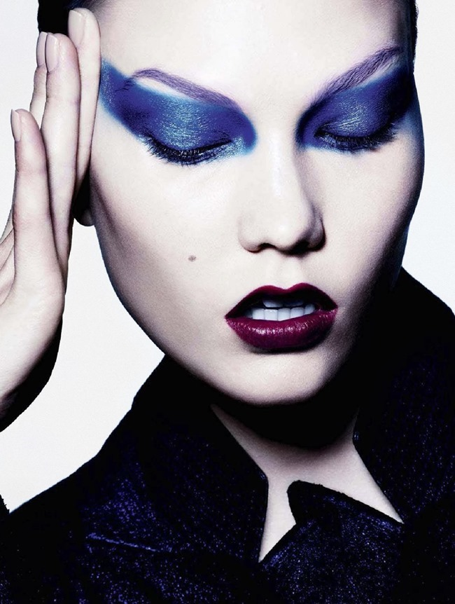 L'EXPRESS STYLES Karlie Kloss in Color Power by Ben Hassett. Mika Mizutani, April 2014, www.imageamplified.com, Image amplified (7)