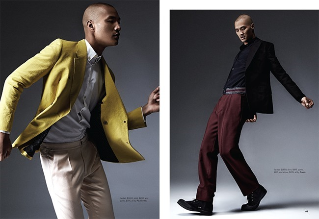 MEN'S FASHION MAGAZINE Paolo Rolden by Gabor Jurina. Derek Lall, Spring 2014, www.imageamplified.com, Image Amplified (3)