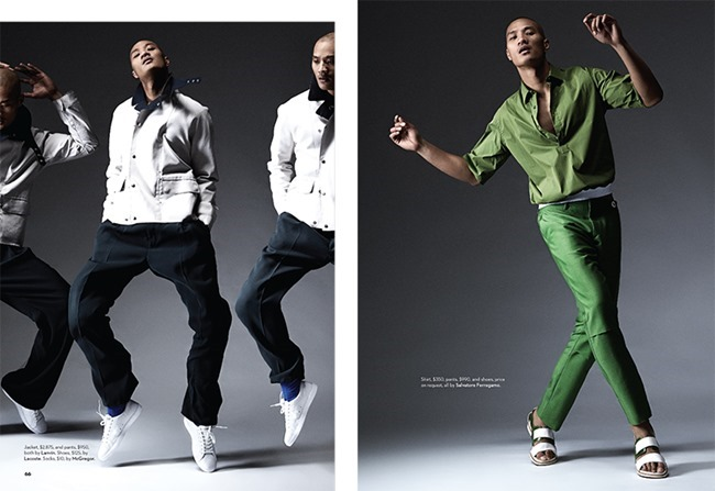MEN'S FASHION MAGAZINE Paolo Rolden by Gabor Jurina. Derek Lall, Spring 2014, www.imageamplified.com, Image Amplified (4)