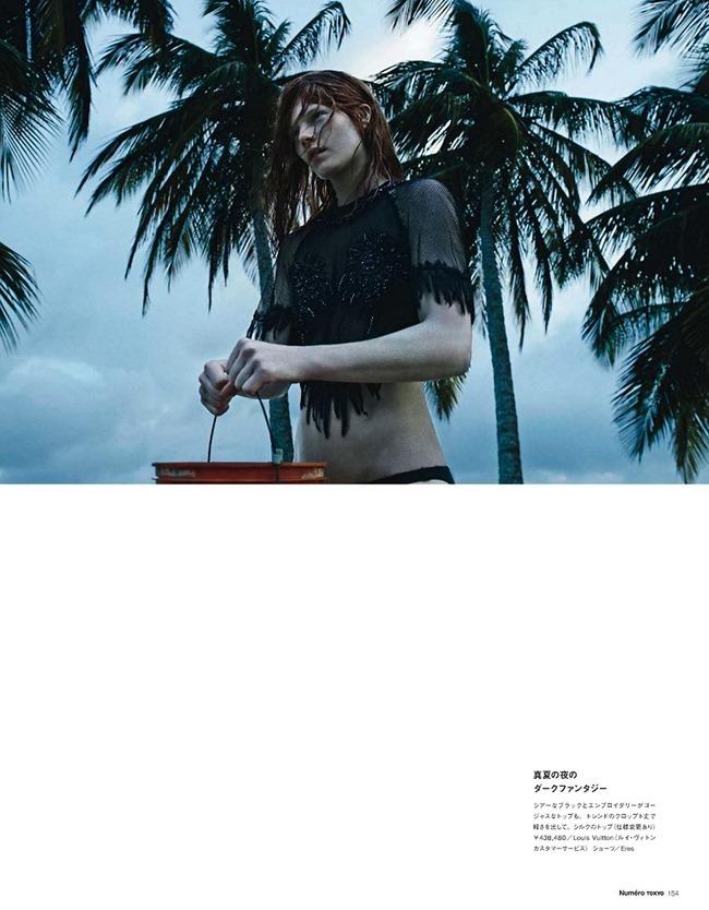 NUMERO TOKYO Querelle Jansen in Fashion Survivor by Laurie Bartley. Felipe Mendes, June 2014, www.imageamplified.com, Image Amplified (4)