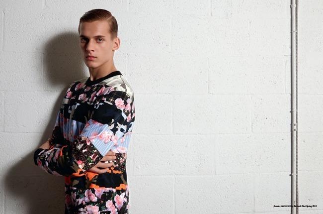 FASHION FOR MEN Jonas Spiegelhalter in Tripics by Milan Vukmirovic. Scarlett Vicquel, Spring 2014, www.imageamplified.com, Image Amplified (8)
