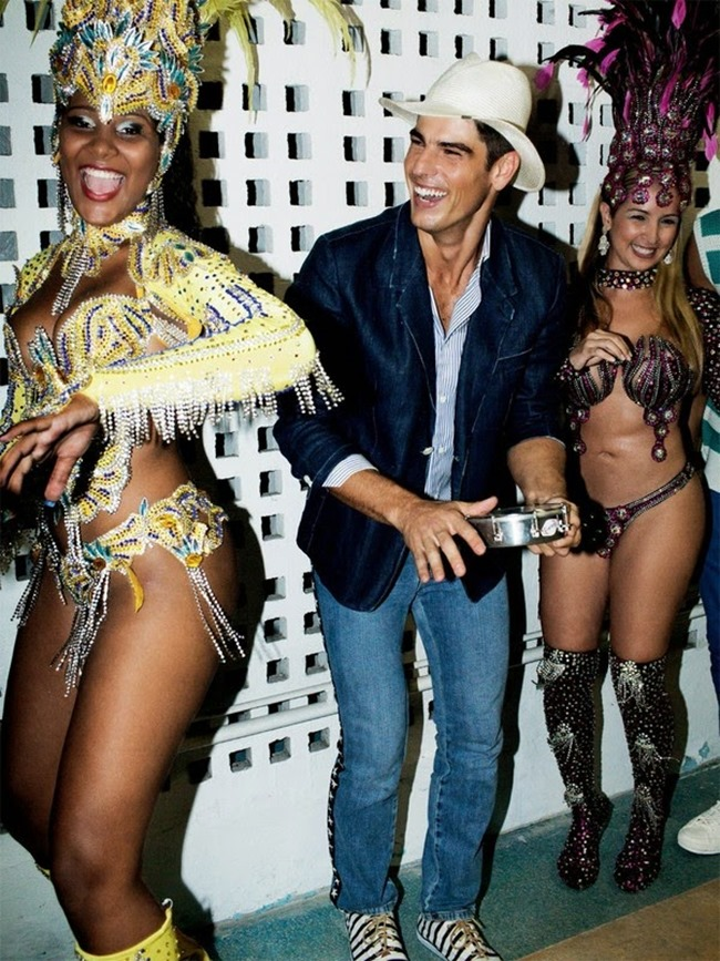 GQ BRAZIL Evandro Soldati in Carnival by Doug Inglish. Leo Neves, Spring 2014, www.imageamplified.com, Image Amplified (1)
