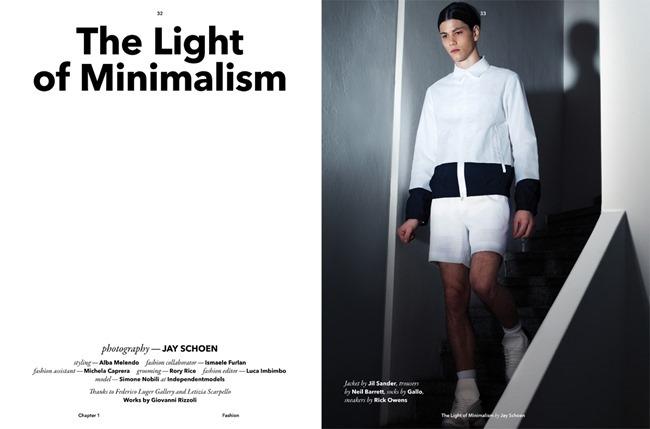 KURV MAGAZINE Simone Nobili in The LIght of Minimalism by Jay Schoen. Alba Melendo, Spring 2014, www.imageamplified.com, Image Amplified (8)