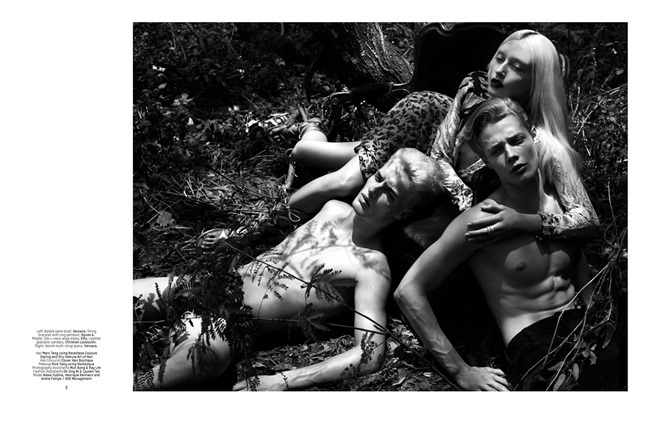 L'OFFICIEL SINGAPORE Alexa Yudina, Henrique Reimann & Andre Fellipe by Chuando & Frey. Jumius Wong, Jack Wang, May 2014, www.imageamplified.com, Image Amplified (8)