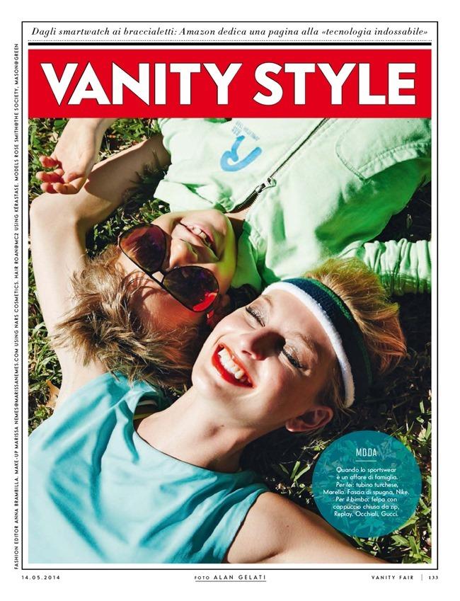 Vanity Fair Italia - 14 Maggio 2014