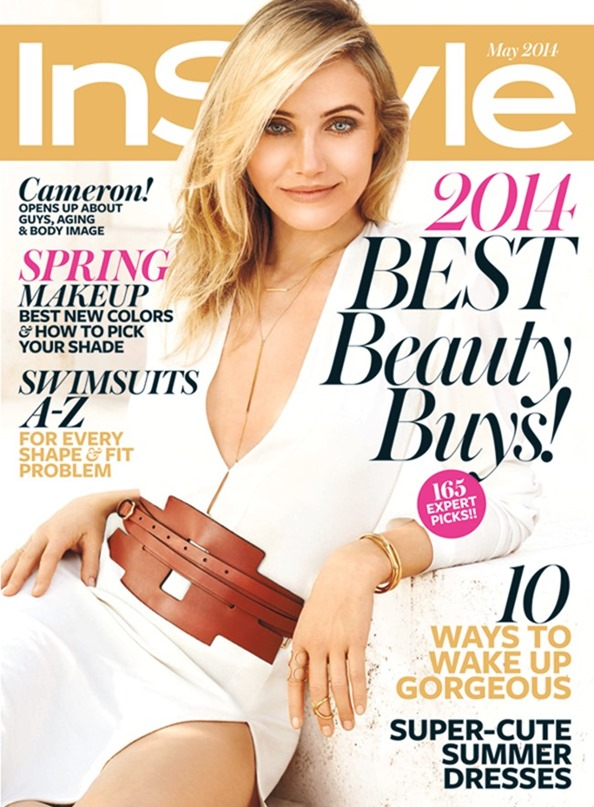 INSTYLE MAGAZINE Cameron Diaz by Giampaolo Sgura. Melissa Rubini, May 2014, www.imageamplified.com, Image amplified (1)